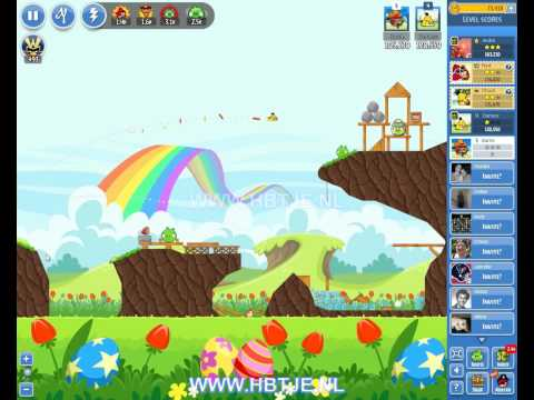 Angry Birds Friends Tournament Level 3 Week 100 (tournament 3) no power-ups