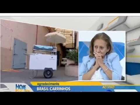 Carrinho de batata Frita Ambulante Brasil carrinhos