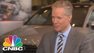 Audi USA President Scott Keogh: Tesla Killer? | Mad Money | CNBC