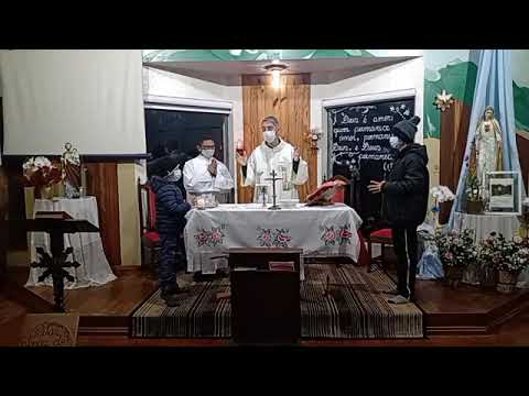 Santa Missa | 31.05.2021 | Segunda-feira | Padre Robson Antônio | ANSPAZ