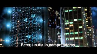 El Sorprendente Hombre Araña Tráiler 3 Subtitulado