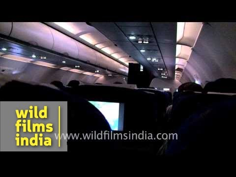 Air India: Inside the aircraft