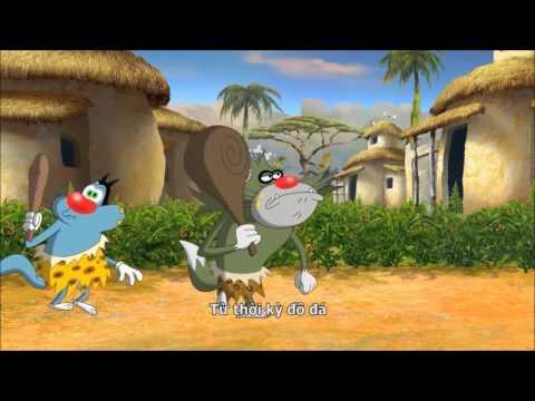 Mèo Oggy và những chú gián tinh nghịch/Oggy et les cafards - Trailer