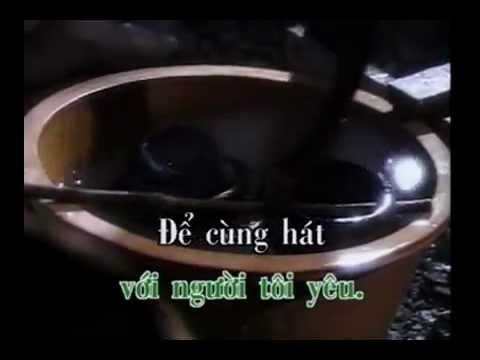 YouTube - Ca dao em va toi Quang Linh karaoke