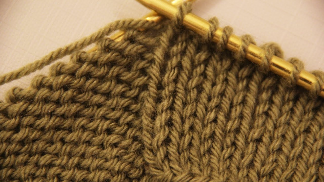 How To Make Knit Stitch Purl : maxresdefault.jpg