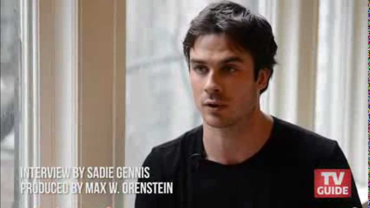 Behind the Scenes of Ian Somerhalder's Photo Shoot for Cree Light Bulbs