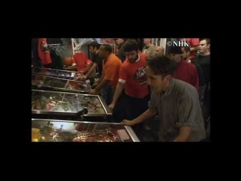 New York  City Pinball Documentary (Part 2 of 2)