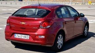 Chevrolet Cruze 1.7D 130 CV Prueba