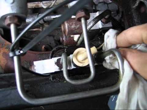 6 way trailer light wiring diagram brake line broke on my chevrolet 1500 1994 obs youtube  brake line broke on my chevrolet 1500 1994 obs youtube