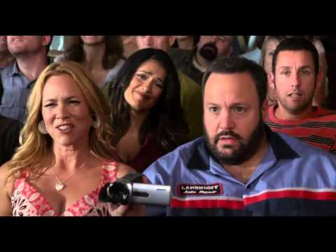 Funny Scencs - The Grown Ups 2