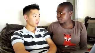 Asian Men Black Women  | Married with Children | 01