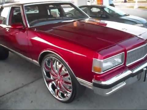 Box Chevy LS On 26s