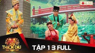 """Kỳ Tài Thách Đấu 2017   Tập 13 Full: Will 365, Thanh Duy Idol, Miko Lan Trinh hát """"Bay"""" bolero"""