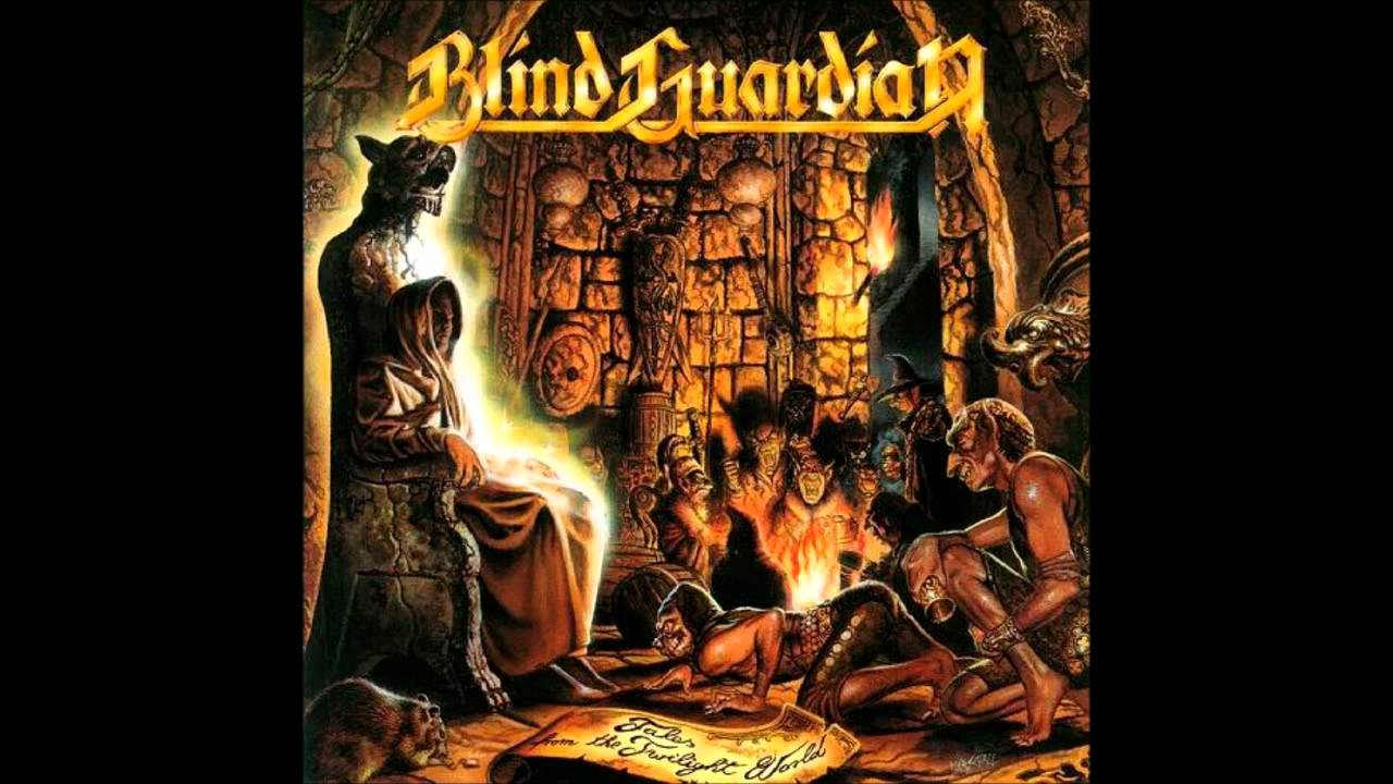 Blind guardian lost in the twilight hall album version for Mirror mirror blind guardian lyrics