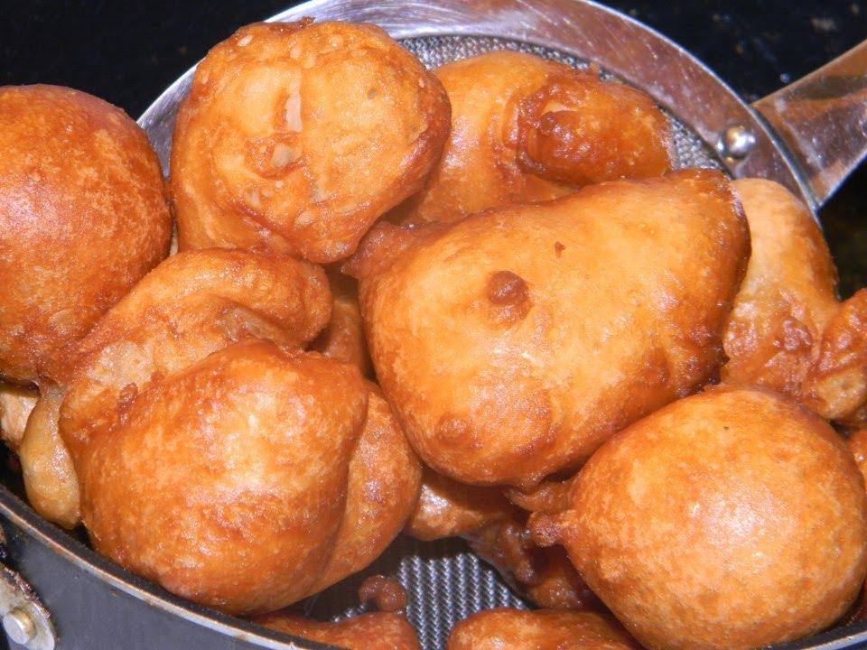 Recette de cuisine beignets au sucre ou gbofloto how to make puff puff youtube - Recette beignet levure de boulanger ...
