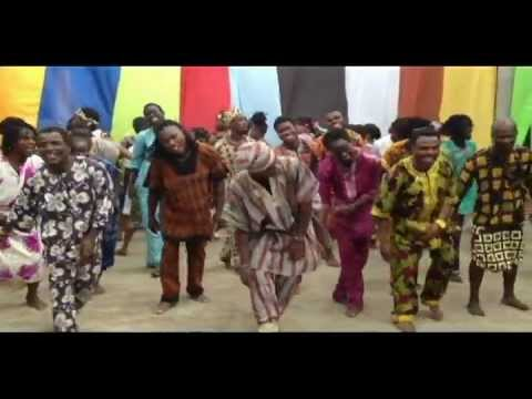 PSY GANGNAM STYLE against AFRICA STYLE by AANINKA 11.mov