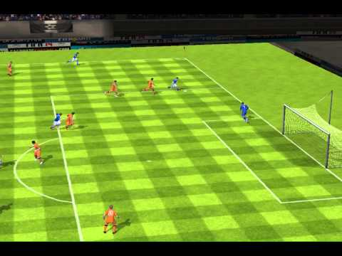 FIFA 14 iPhone/iPad - Sherlock Holmes vs. Valencia CF