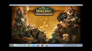 Como Descargar El (World Of Warcraft Pandashan) 100%FULL