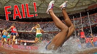 Ultimate Running Fails Compilation ● HD