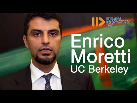 Enrico Moretti - Italian Innovation Day 2014