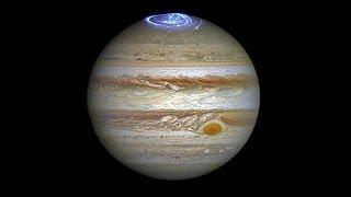 مركبة جونو الفضائية تقترب من مدار كوكب المشتري |