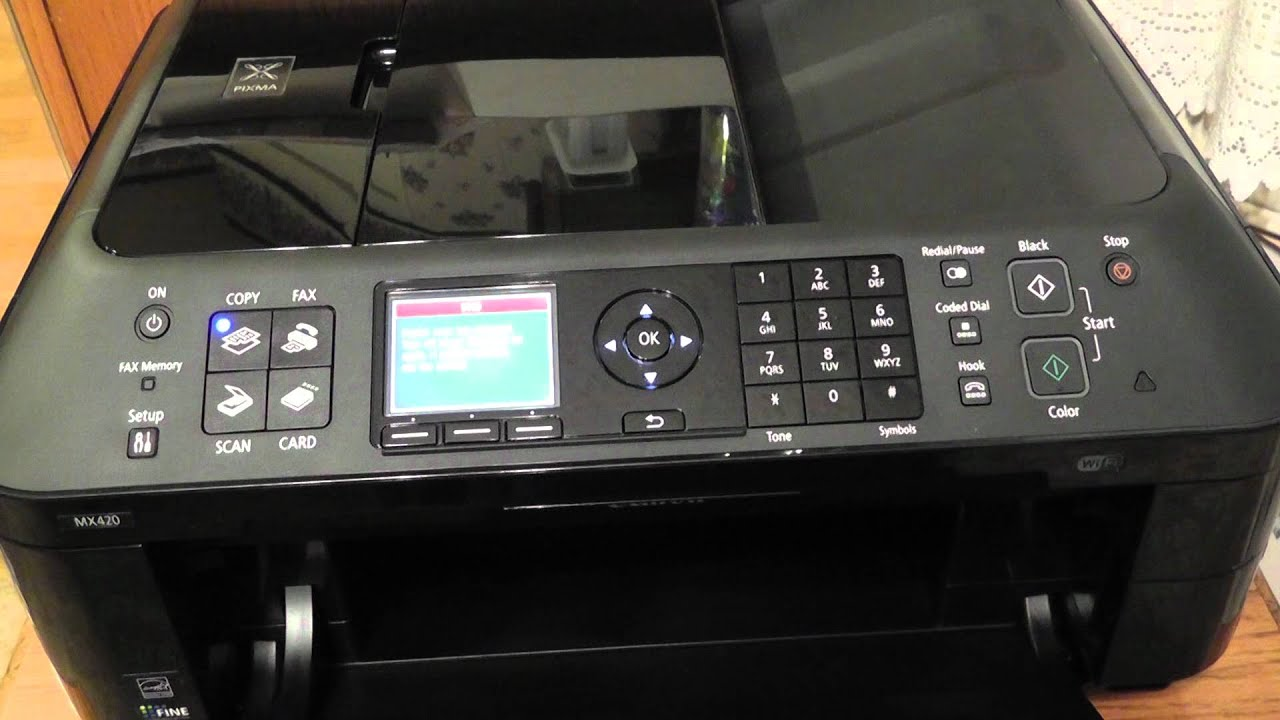 Canon Mx890 Scanner Driver