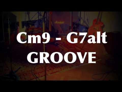 Jazz Funk Groove Backing Track (Nile Rodgers Style)