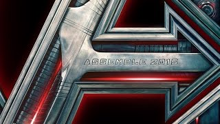 "Marvel's ""Avengers: Age Of Ultron"" Teaser Trailer"