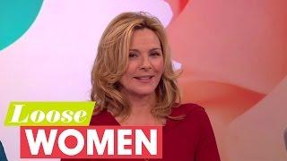 Kim Cattrall On Sensitive Skin | Loose Women