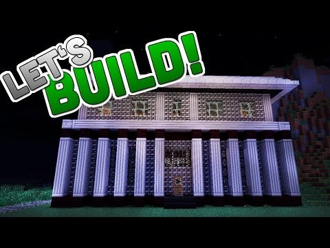 THE LIBRARY - LETS BUILD A CITY #4 - auf gamiano.de