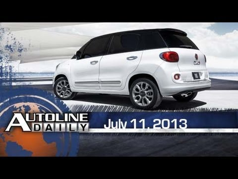 Chrysler Counts on Fiat 500L for Conquest Sales - Episode 1169