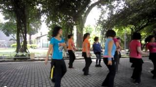 One Two Cha Cha Cha Line Dance (BM Leong)