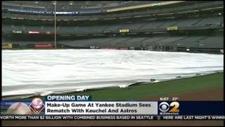 Yankees Opening Day, Take Two