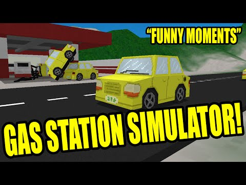 "Gas Pumping Simulation | INSANELY WEIRD | ""Funny Moments"""