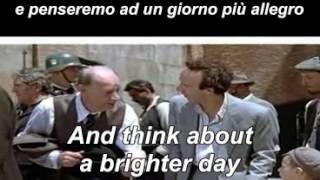 La Vita è Bella Colonna Sonora Lyrics + Traduzione