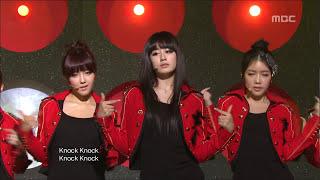 T-ARA - Why do you act like that, 티아라 - 왜 이러니, Music Core 20101218