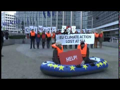 SOS! EU Climate Action lost at sea