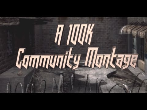 Obey: 100k Community Montage &quot;Our Scopes Are Broke&quot; [100th Video Special]