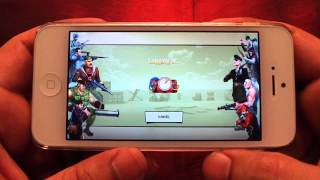 TOP 17 GAMES OPTIMIZED FOR IPHONE 5 RETINA DISPLAY