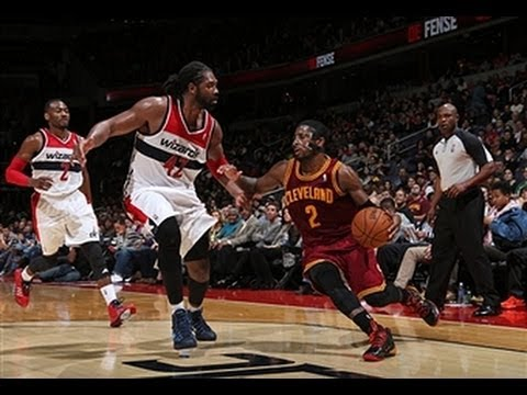 Kyrie Irving Leads the Cavs to an OT Win Over the Wizards