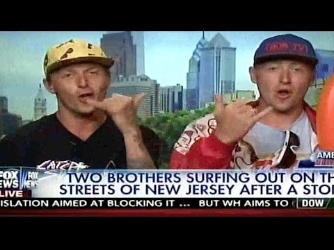 Hilarious Surfer Interview On FOX NEWS