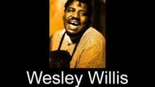 wesley willis suck a cheetah s dick