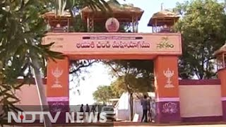 KCR spends Rs. 7 crore on religious ceremony