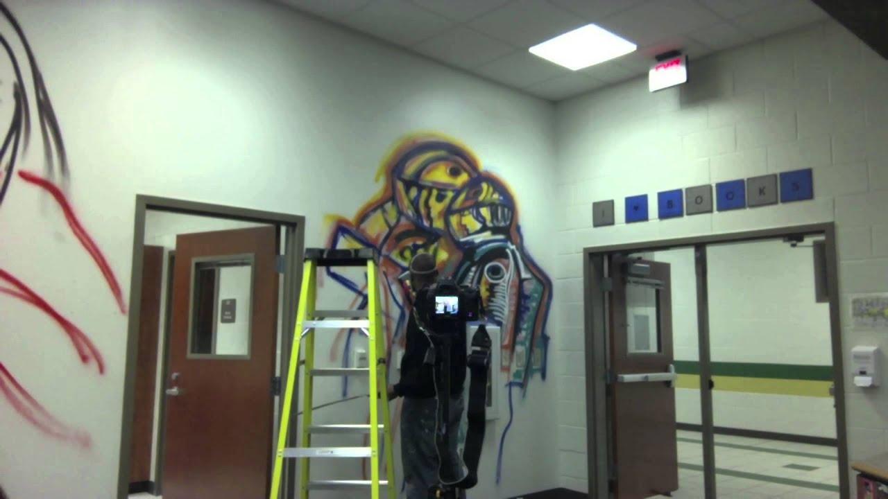 for Atlanta mural artist