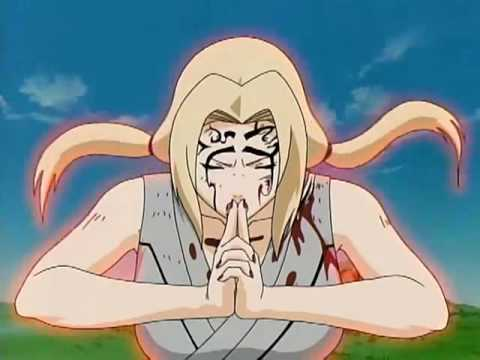 Tsunade Vs. Orochimaru (Birth of the Fifth).flv - YouTube,