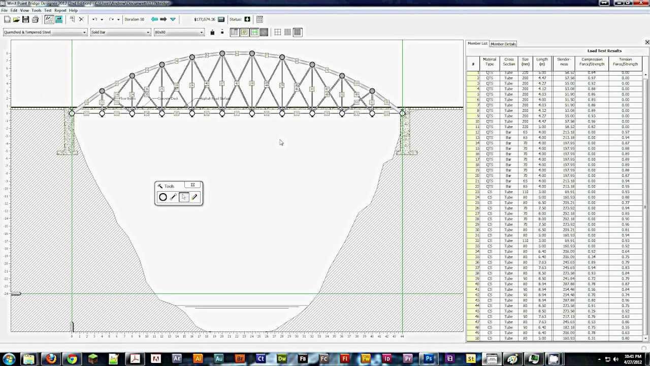 Bridge Designer  Cheapest Bridge Download