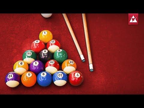 Pool: 8 Ball Billiards Snooker - Gameplay Trailer || T-Bull