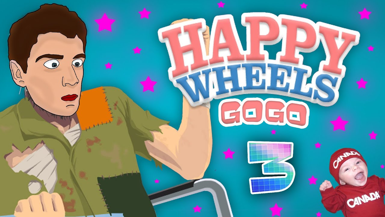 Happy Wheels On Full Version | apexwallpapers.com