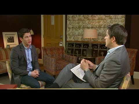 Nick Jonas Loses Temper, Destroys iPad in Interview With ABC's Josh Elliott: 'Punk'd' on 'GMA'