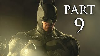 Batman Arkham Origins Gameplay Walkthrough Part 9